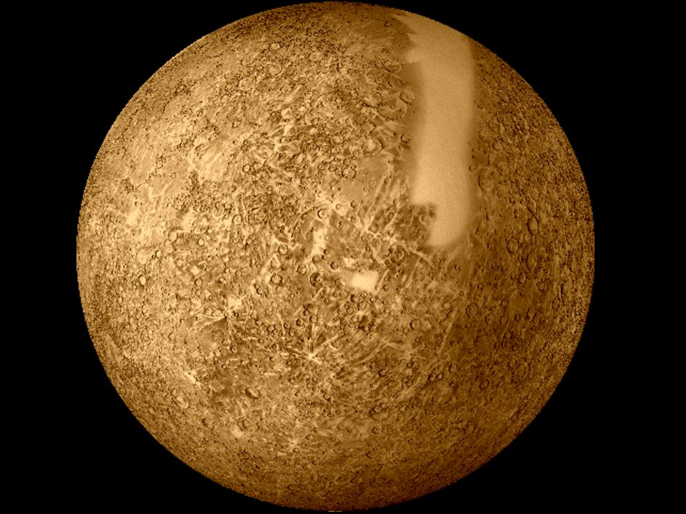 Merkur: Der innerste Planet 58 Millionen Kilometer