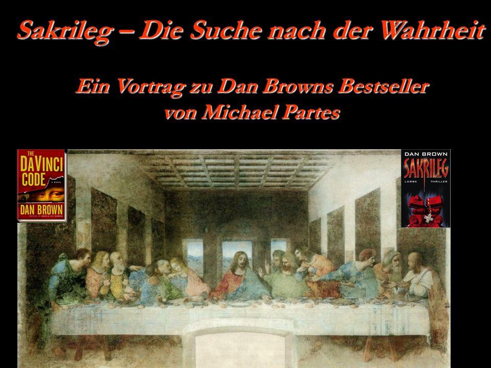 Ein Vortrag zu Dan Browns Bestseller