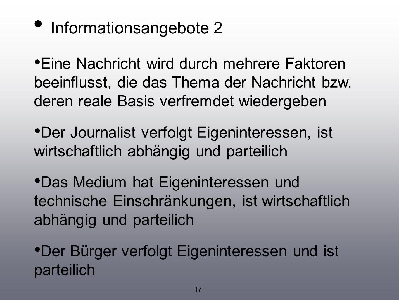 Informationsangebote 2