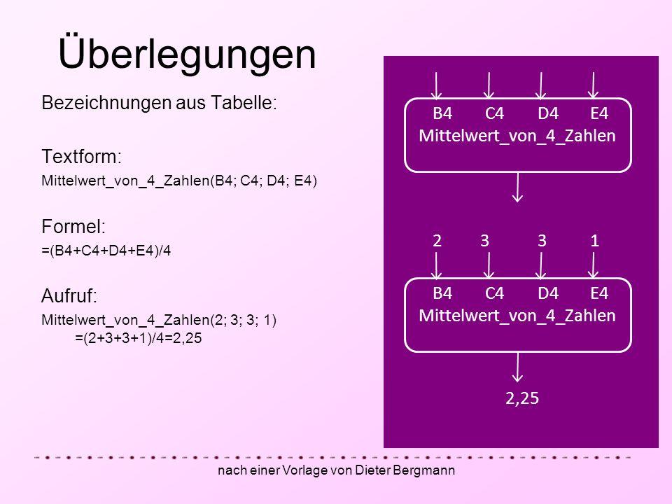 Überlegungen Mittelwert_von_4_Zahlen B4 C4 D4 E4