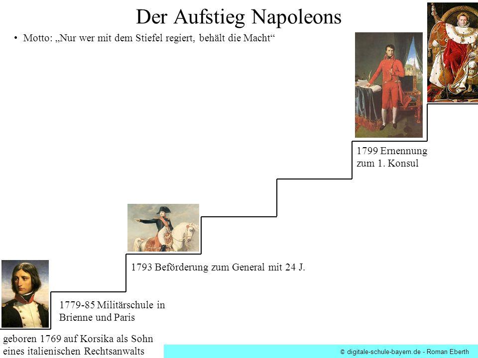 Der Aufstieg Napoleons