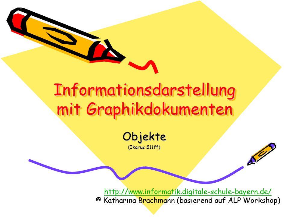 Informationsdarstellung mit Graphikdokumenten