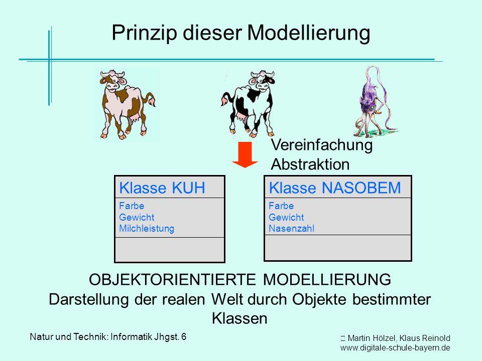 Prinzip dieser Modellierung
