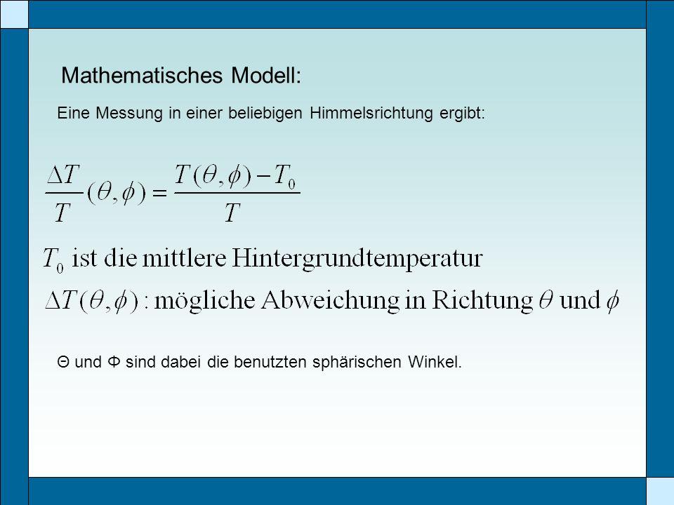Mathematisches Modell: