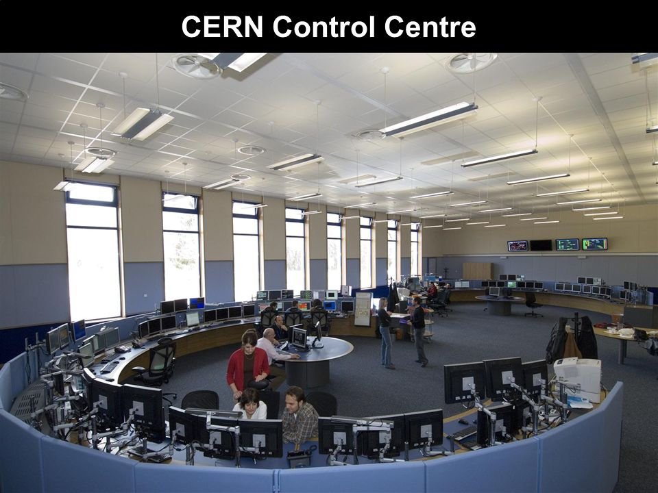 CERN Control Centre
