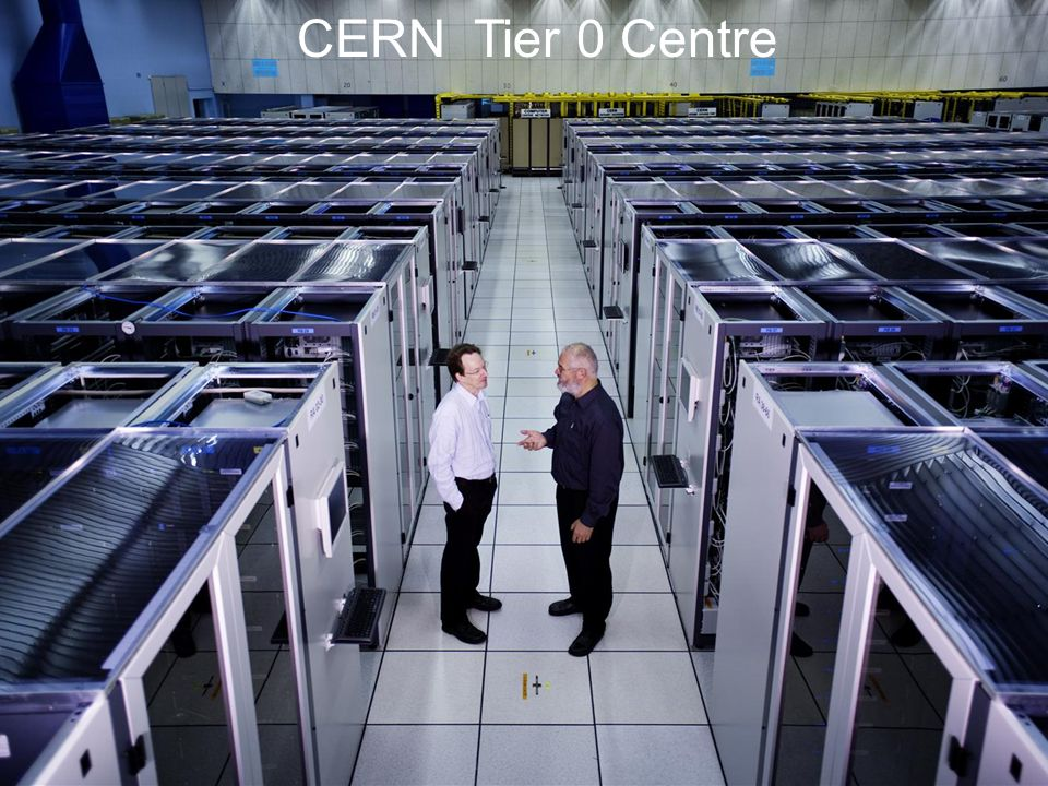 CERN Tier 0 Centre