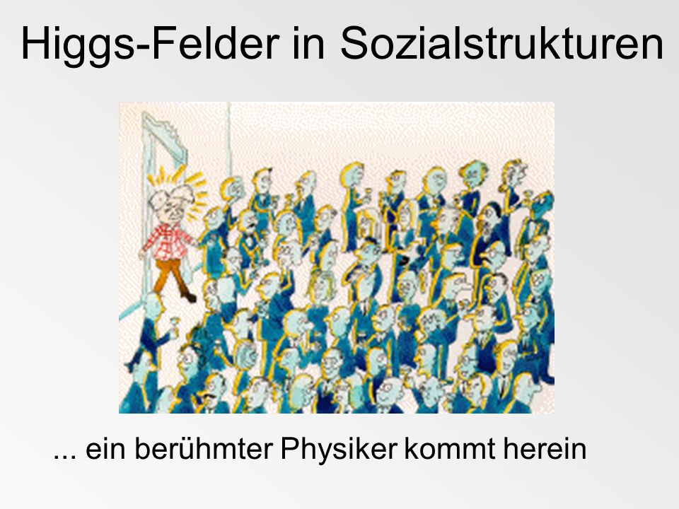 Higgs-Felder in Sozialstrukturen