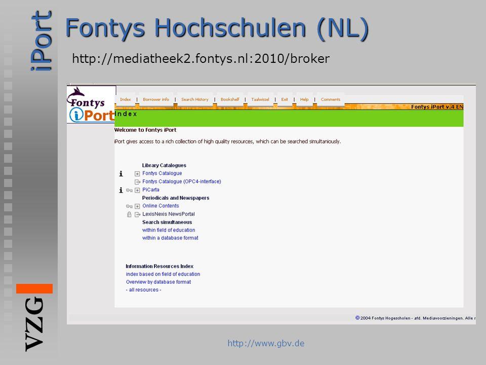 Fontys Hochschulen (NL)