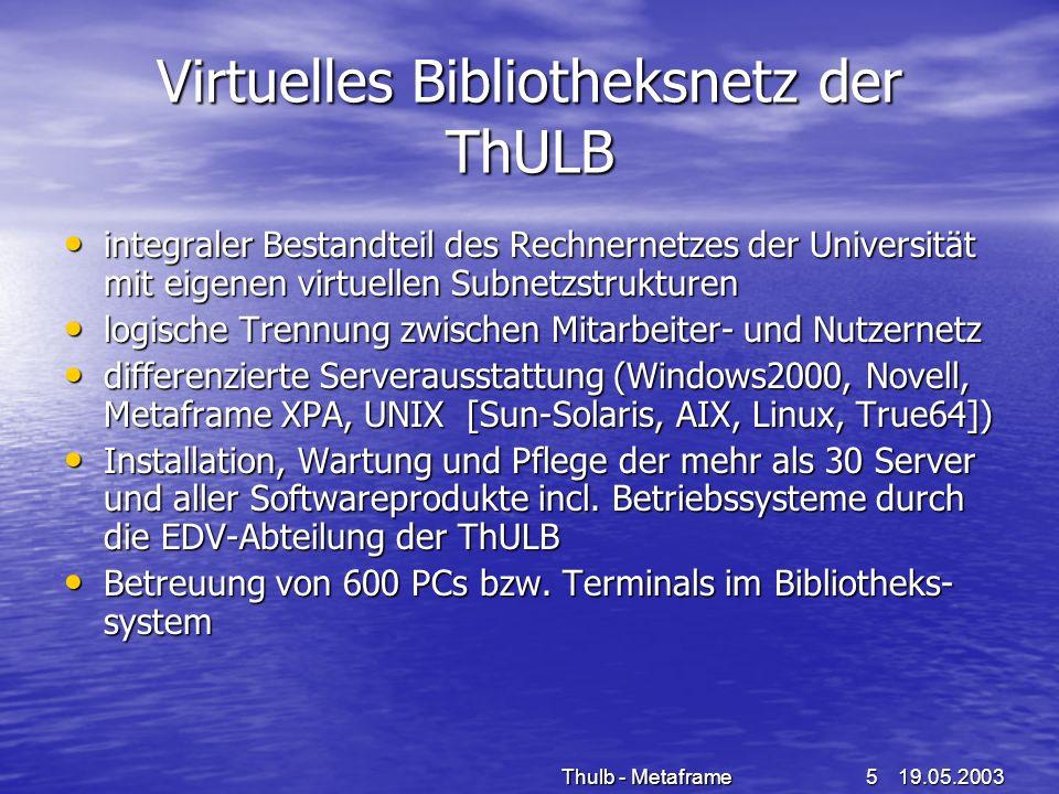 Virtuelles Bibliotheksnetz der ThULB