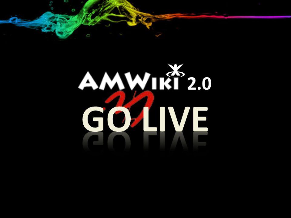 2.0 Go Live