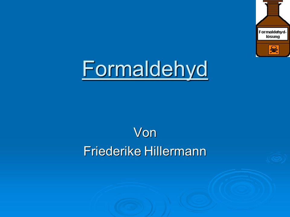 Von Friederike Hillermann