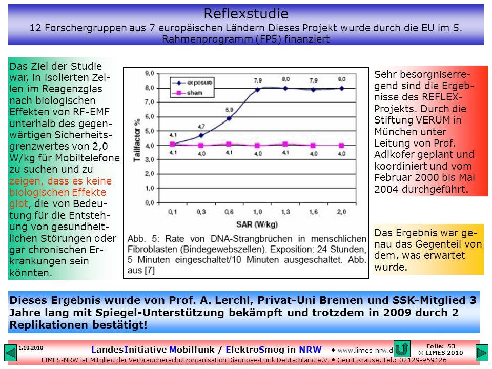 Reflexstudie 12 Forschergruppen aus 7 europäischen Ländern Dieses Projekt wurde durch die EU im 5. Rahmenprogramm (FP5) finanziert