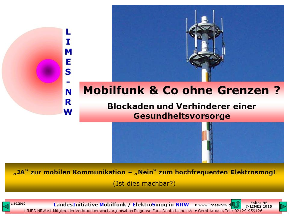Mobilfunk & Co ohne Grenzen