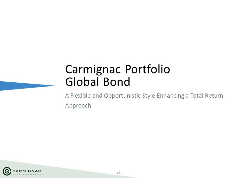 Carmignac Portfolio Global Bond