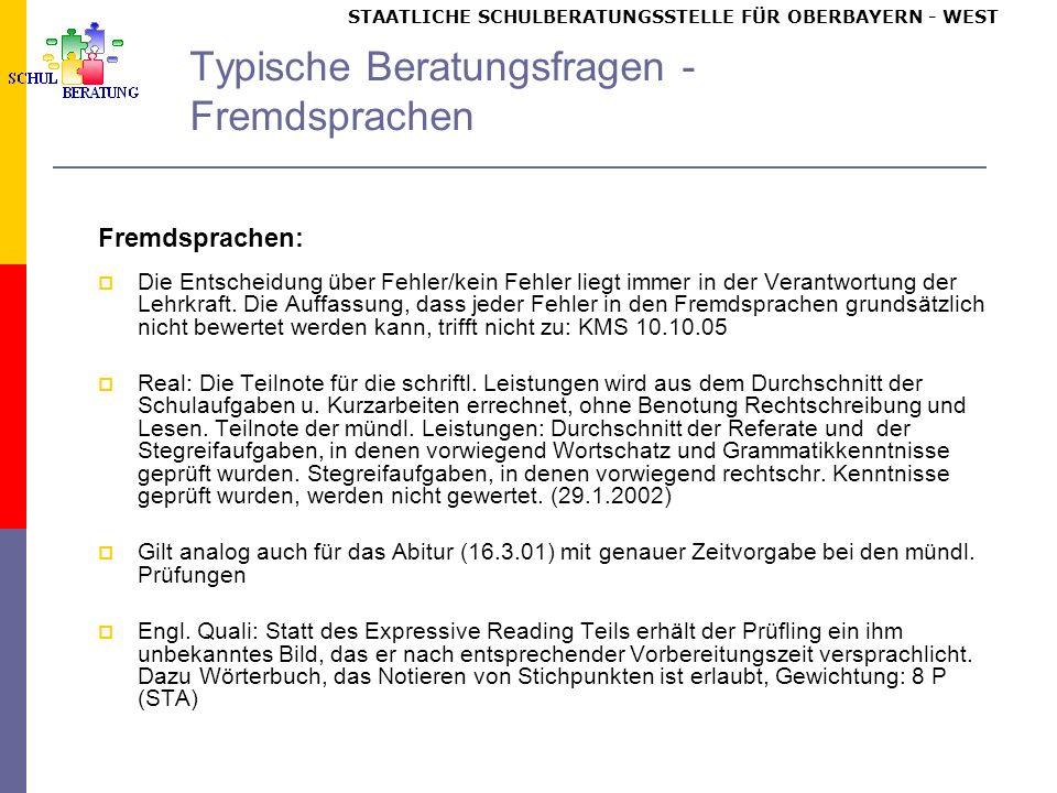"""KMS: """"Muss- und Kann-Bestimmungen"""