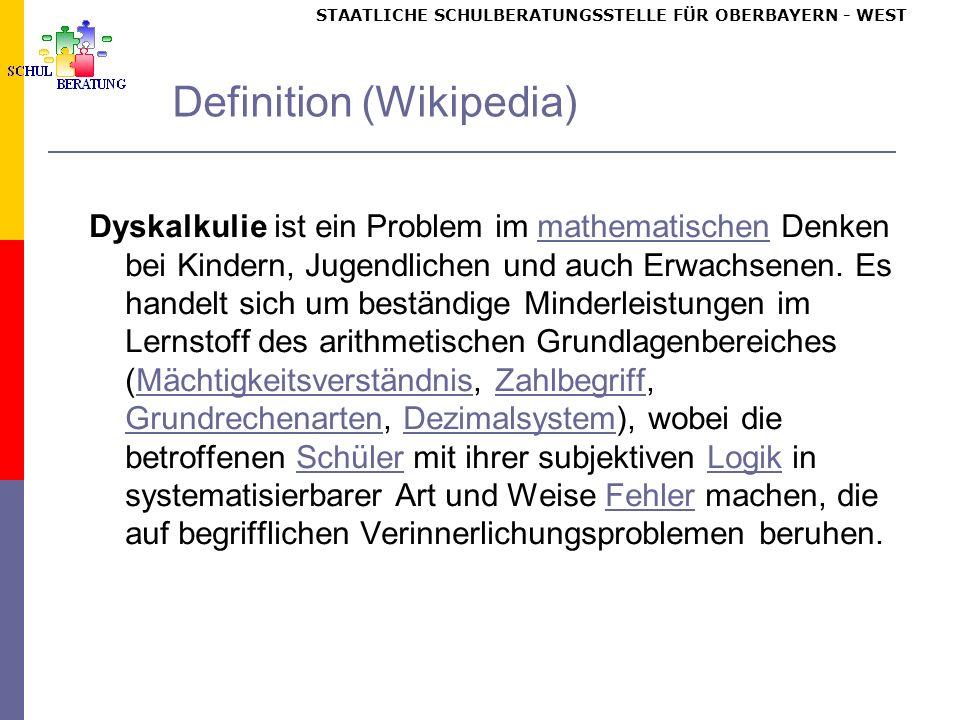 LGVT 6-12 Autoren: Schlagmüller & Ennemoser