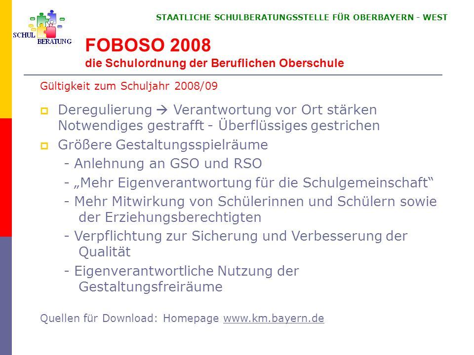 Belegungsverpflichtung Anlage 6 GSO