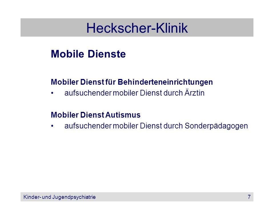 Heckscher-Klinik Mobile Dienste