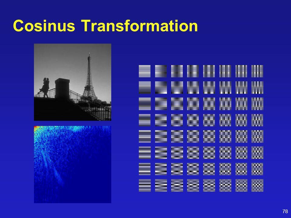 Cosinus Transformation