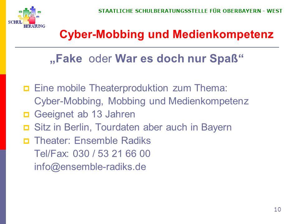 Cyber-Mobbing und Medienkompetenz