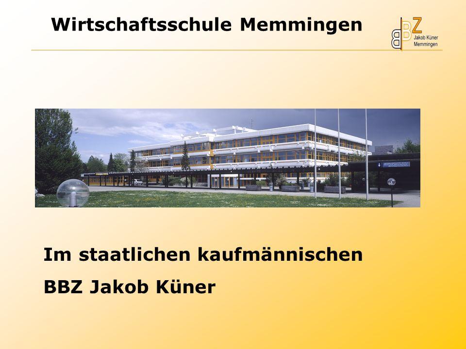 Wirtschaftsschule Memmingen
