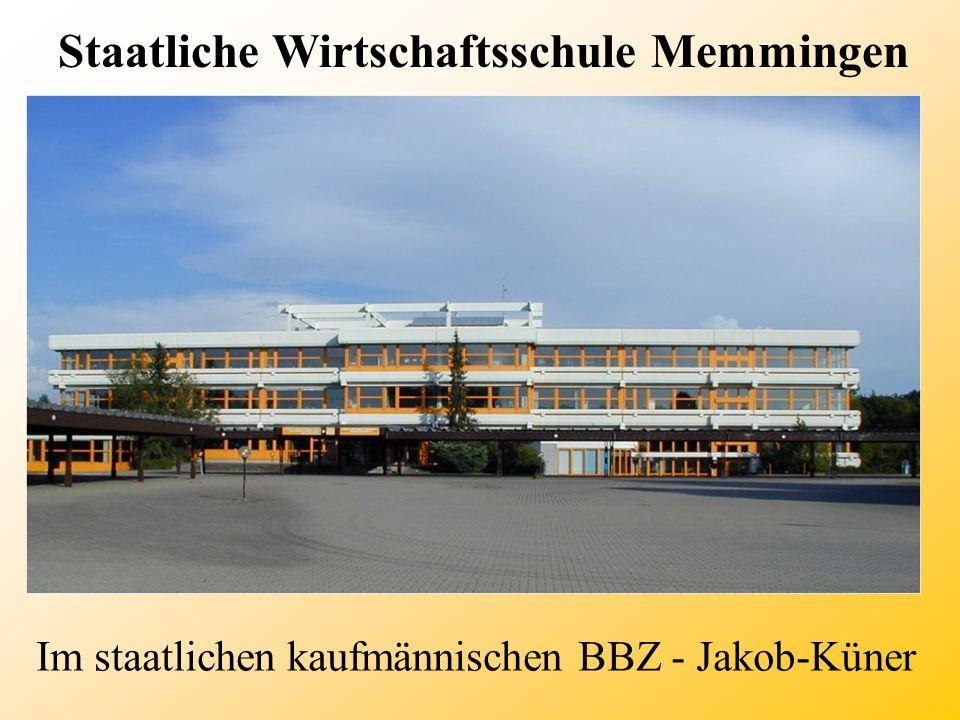 Staatliche Wirtschaftsschule Memmingen