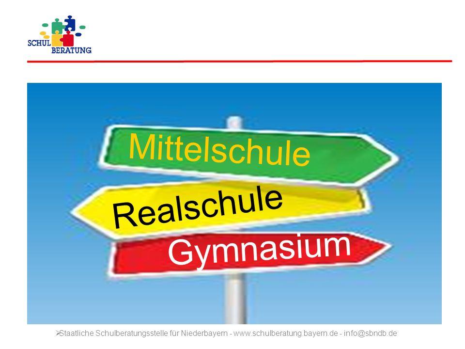 Mittelschule Realschule Gymnasium