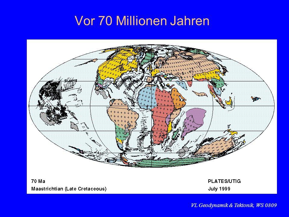 Vor 70 Millionen Jahren