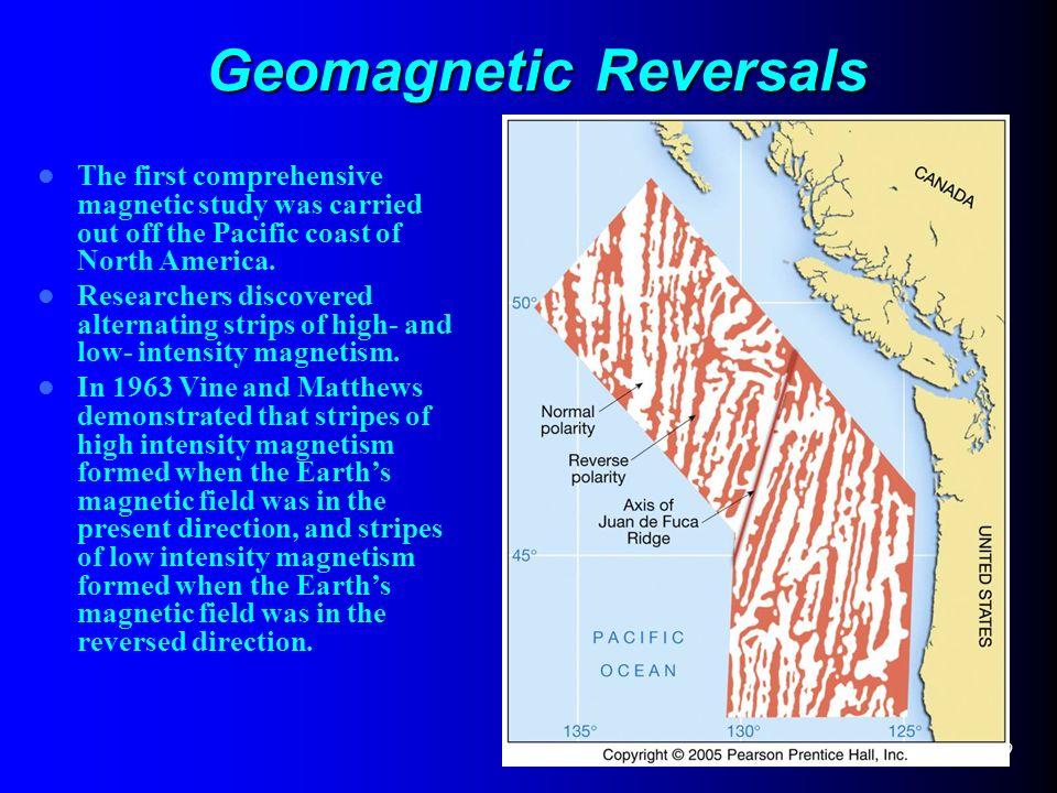 Geomagnetic Reversals