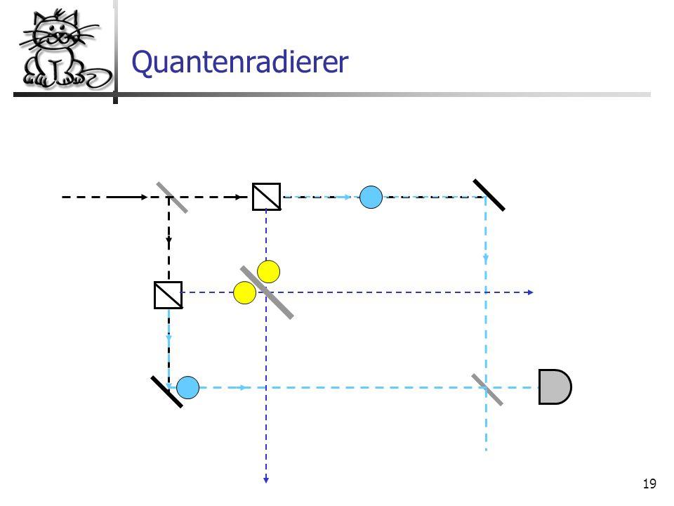 Quantenradierer