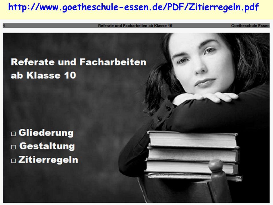 http://www.goetheschule-essen.de/PDF/Zitierregeln.pdf