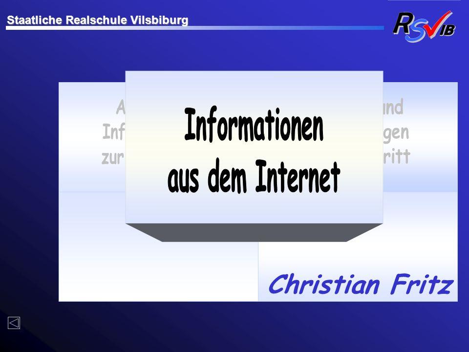 Christian Fritz Termine und Bestimmungen zum Übertritt Allgemeine