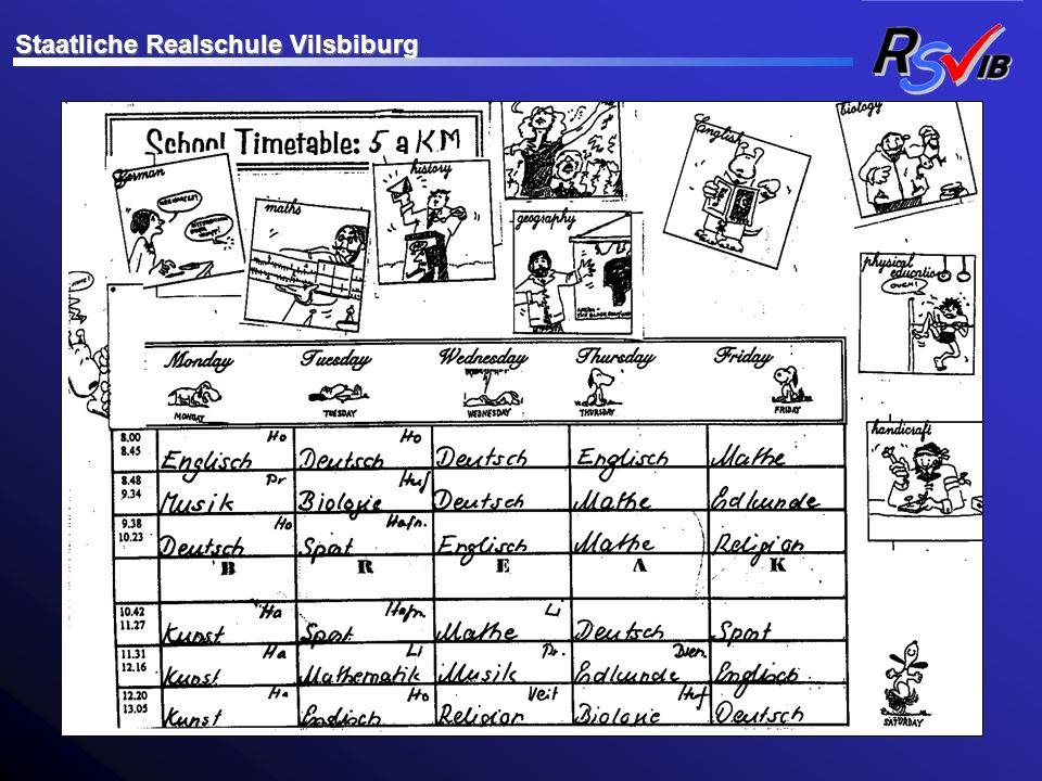 Staatliche Realschule Vilsbiburg