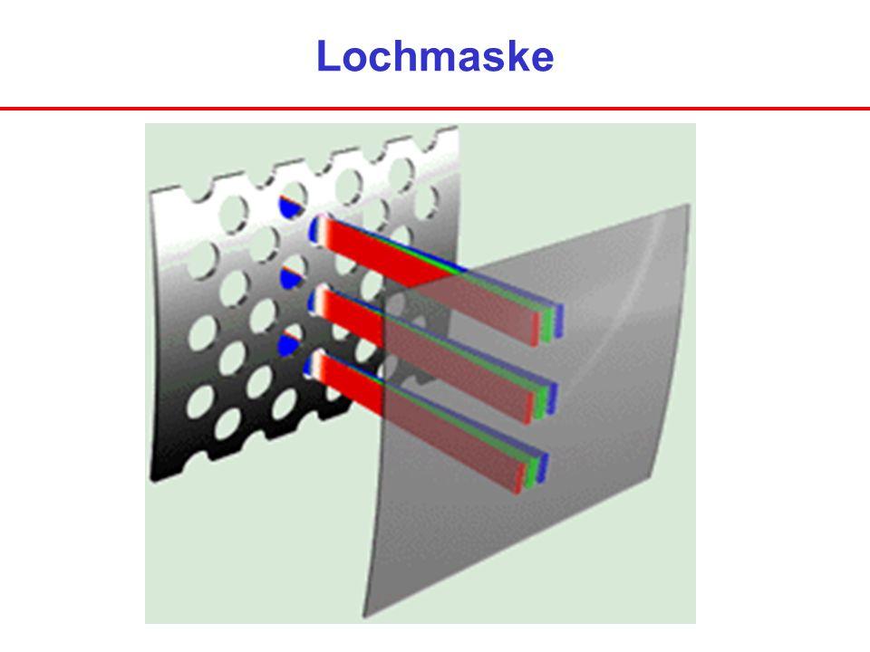 Lochmaske
