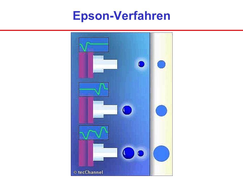 Epson-Verfahren