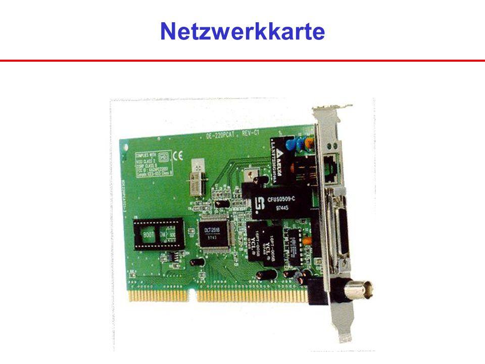 Netzwerkkarte