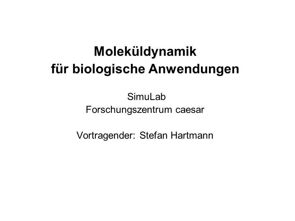 für biologische Anwendungen
