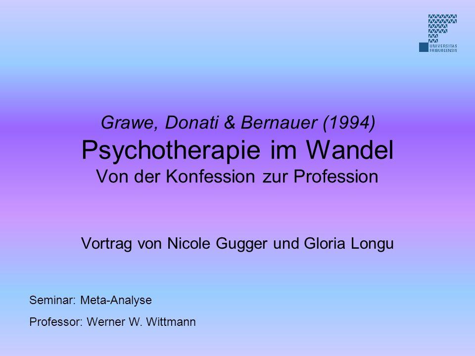 Vortrag von Nicole Gugger und Gloria Longu