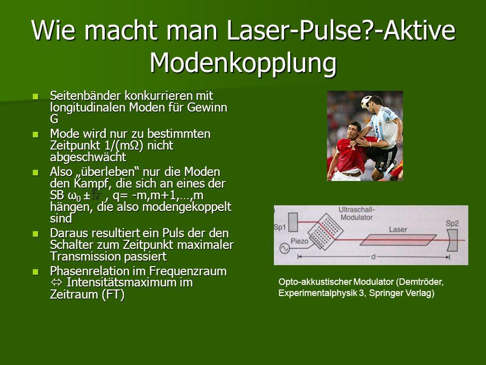 erzeugung von femtosekunden laserpulsen ppt video online herunterladen. Black Bedroom Furniture Sets. Home Design Ideas