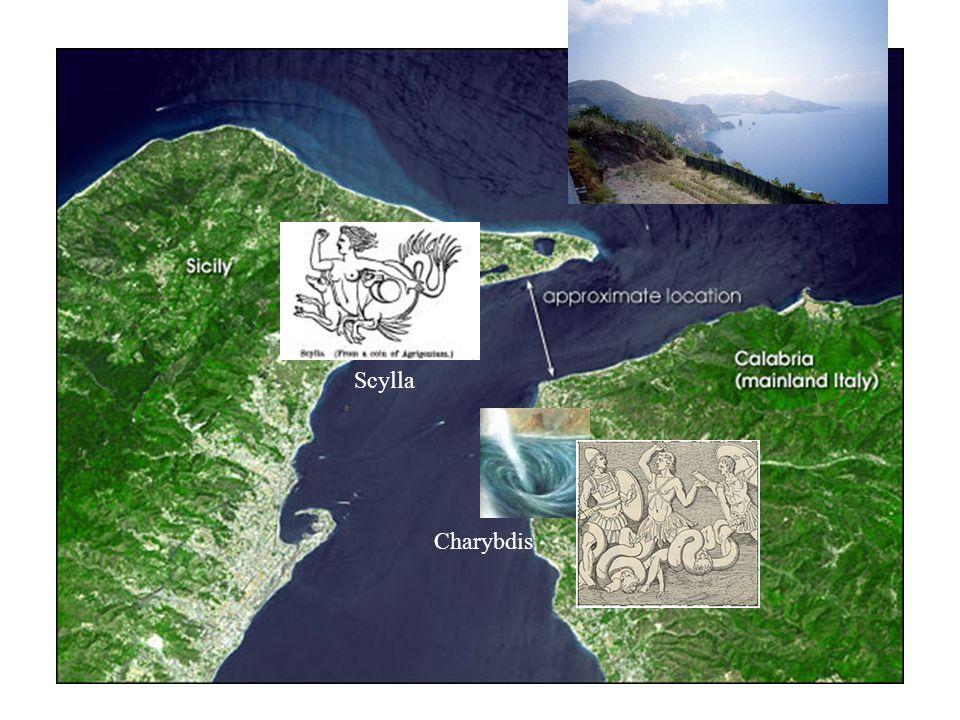 Scylla Charybdis
