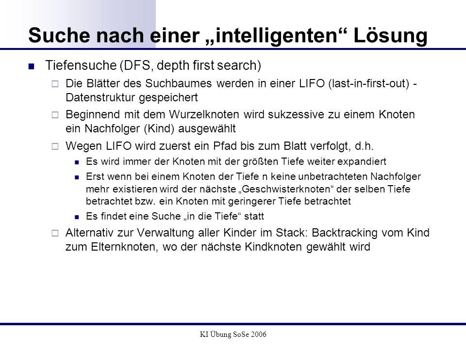 """Suche nach einer """"intelligenten Lösung"""