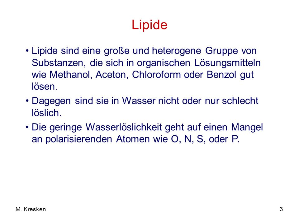 Lipide