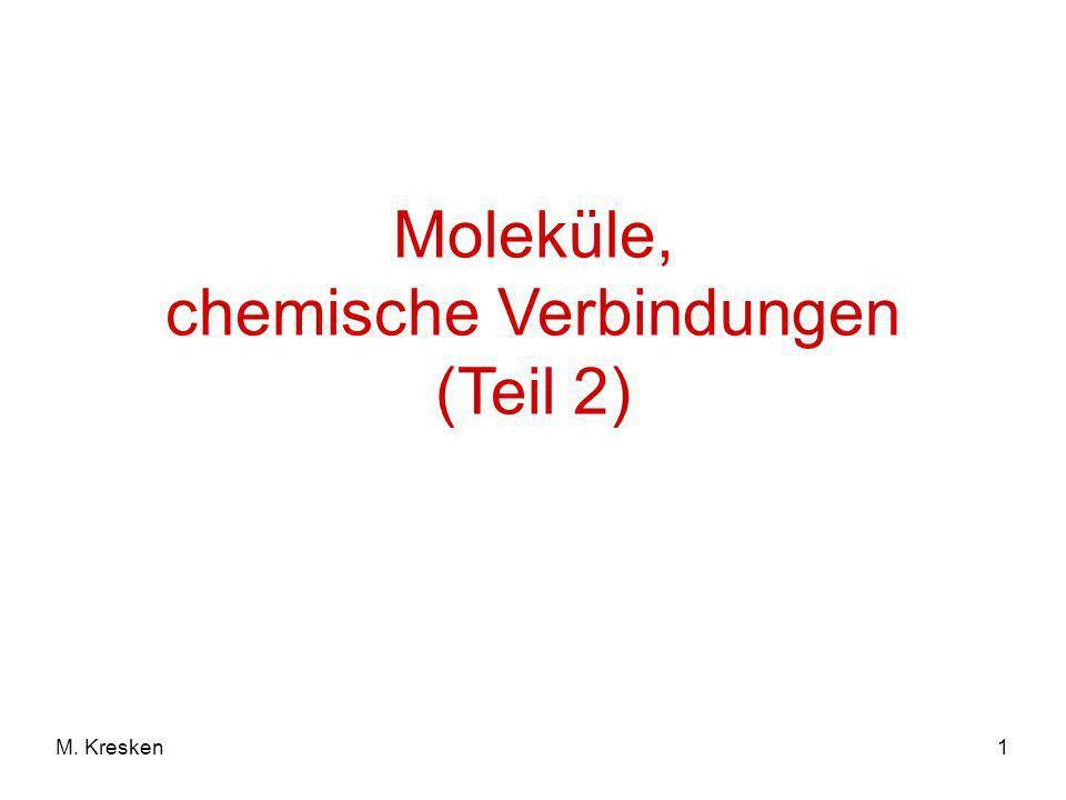 chemische Verbindungen