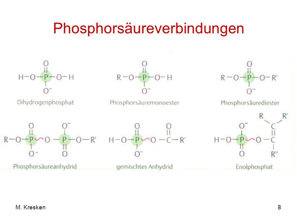 Phosphorsäureverbindungen