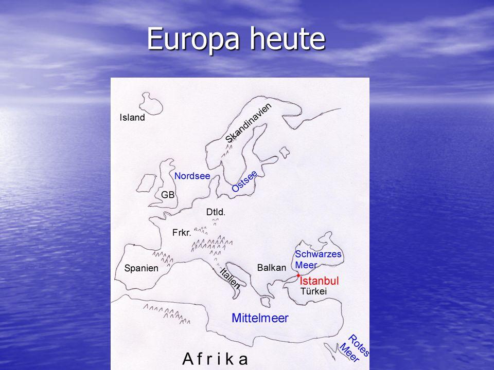 Europa heute