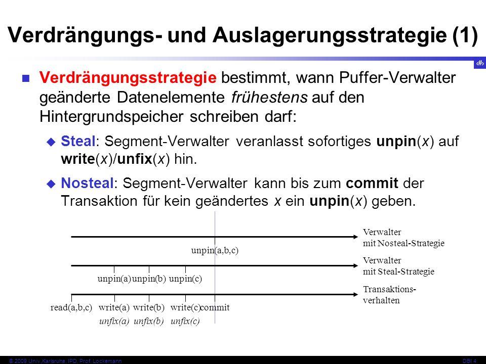 Verdrängungs- und Auslagerungsstrategie (1)