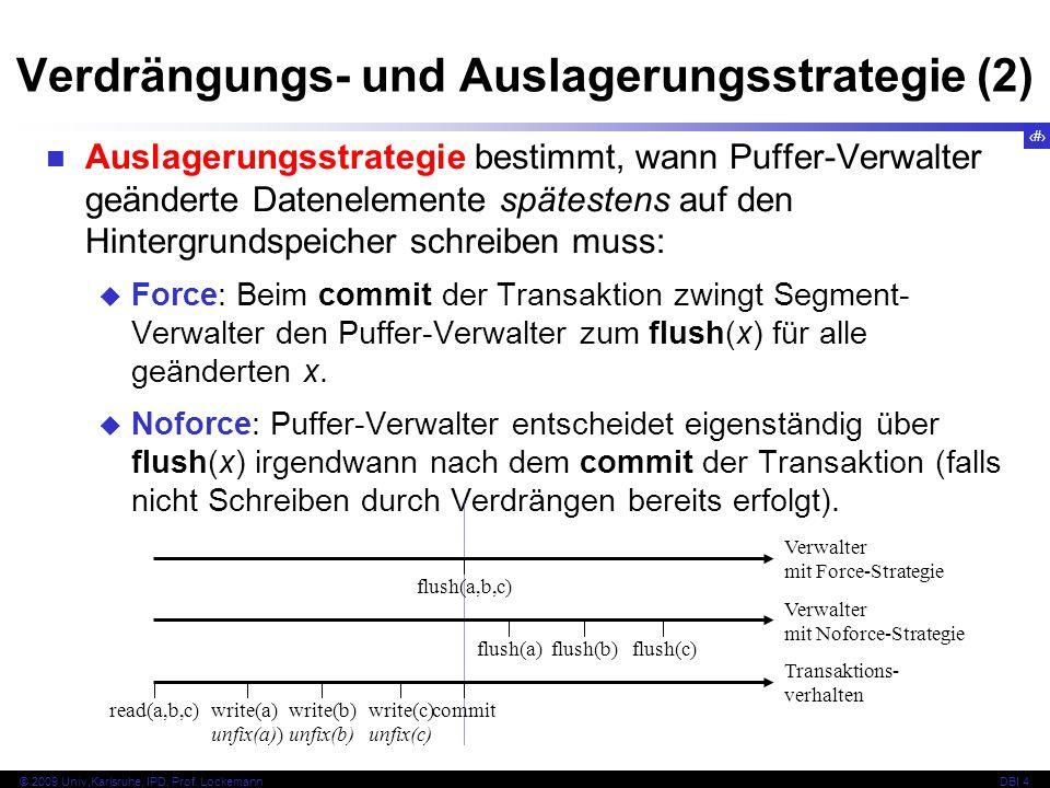 Verdrängungs- und Auslagerungsstrategie (2)