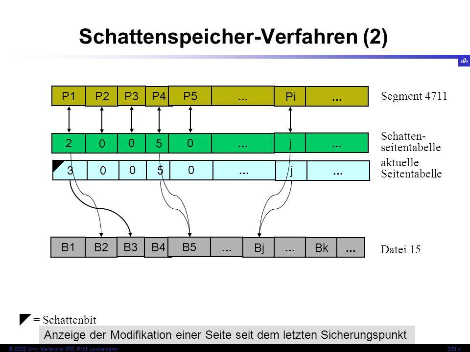 Schattenspeicher-Verfahren (2)