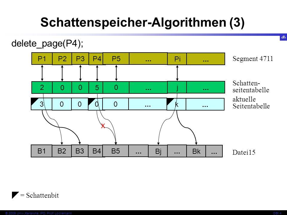 Schattenspeicher-Algorithmen (3)