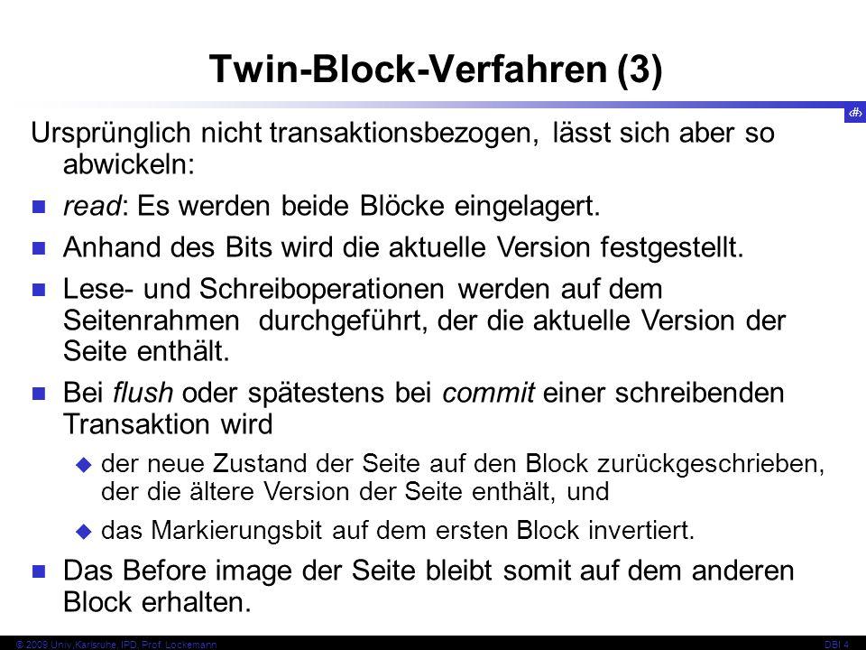 Twin-Block-Verfahren (3)